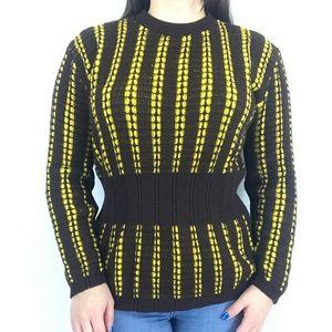 70s Miss Scotch English Sweater